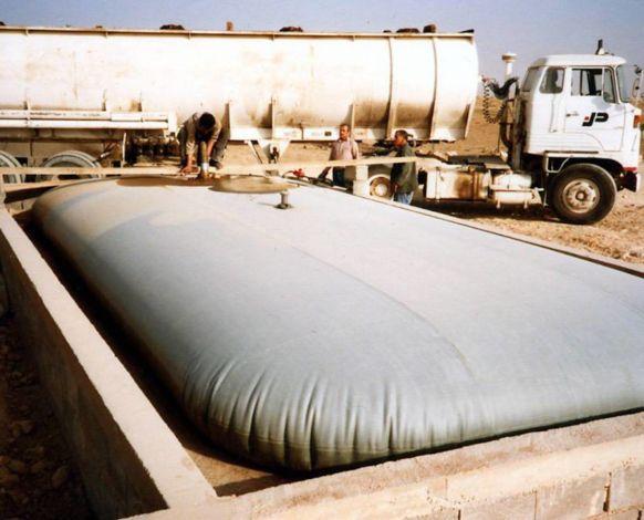 Citerne 60m3 pour Carburant (Gasoil)
