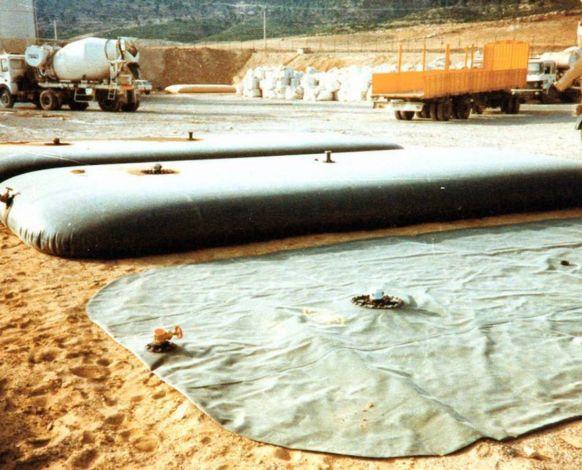 3 citernes de 40m3 pour Carburant (Gazole)