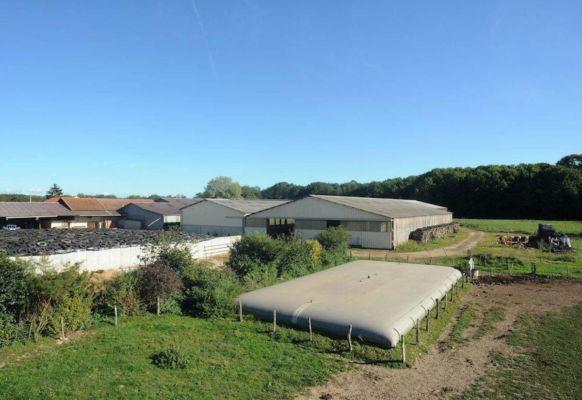 Effluents agricoles – 200 m3