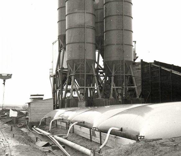 Effluents industriels – 4×80 m3