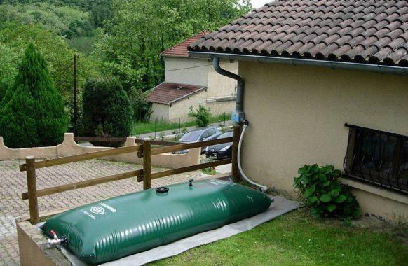 Stockage Eau de pluie 1500 litres