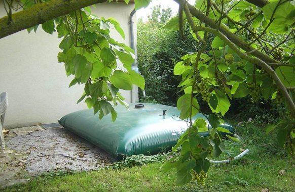 Citerne souple eau de pluie 3 m3