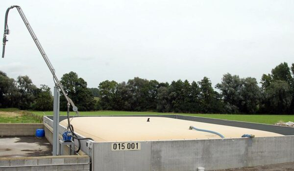 Belgique 200 m3 Engrais liquide