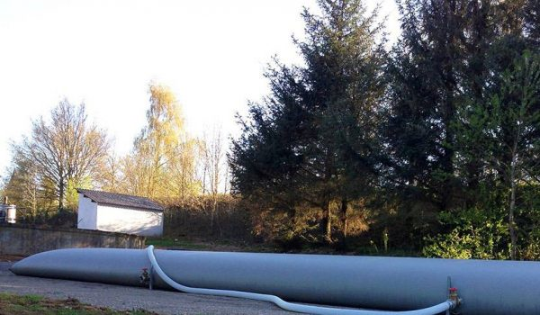 France 350 m3 – Effluents industriels
