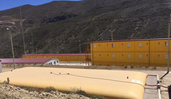 Pérou 2 x 100m3 – Eau et Eau potable