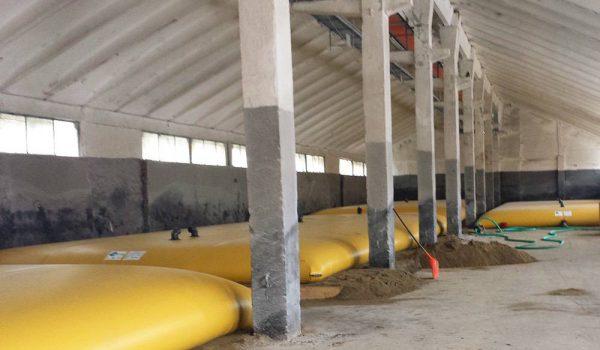 Roumanie 4 x 150 m3 Engrais liquide