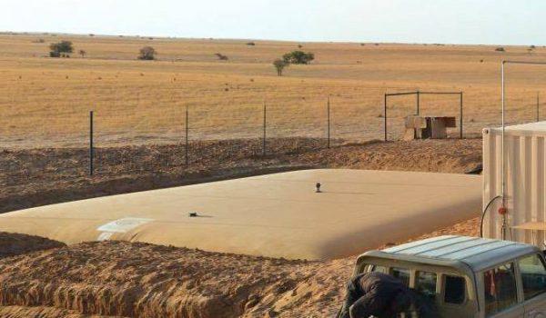 Tchad 200 m3 et 300 m3 – Eau alimentaire