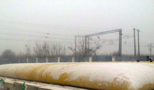 Ukraine 2 x 200m3 Engrais liquide