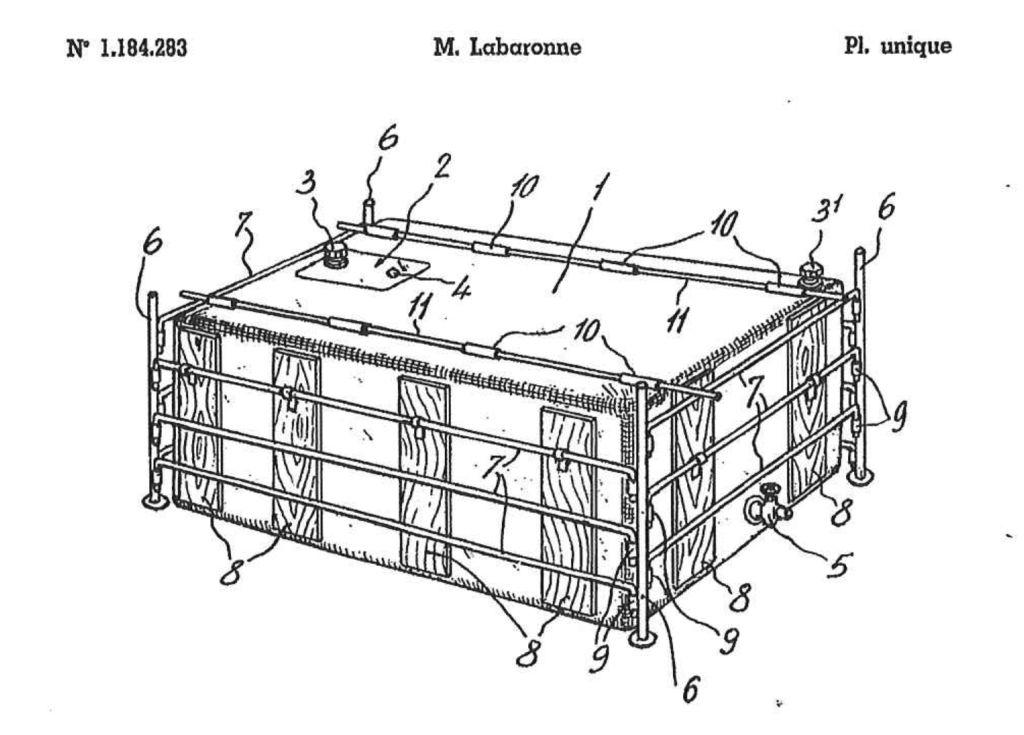 2e brevet d'invention