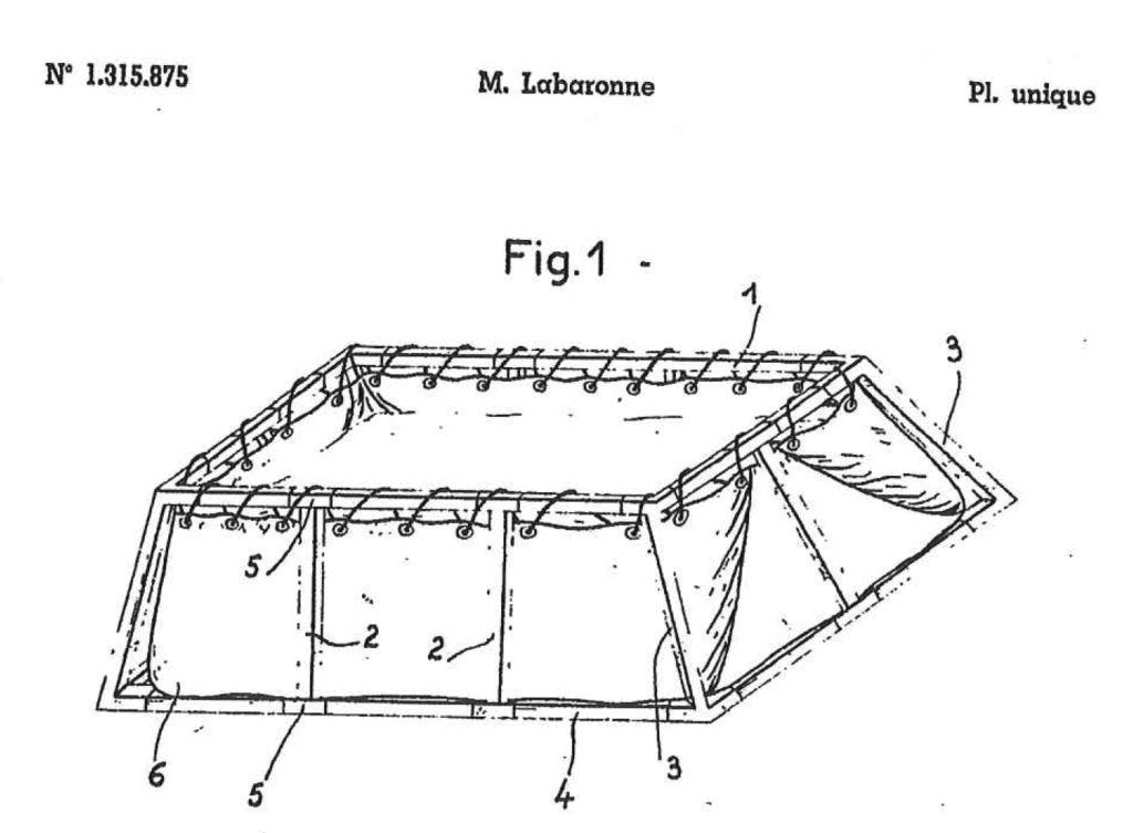 3ème brevet d'invention
