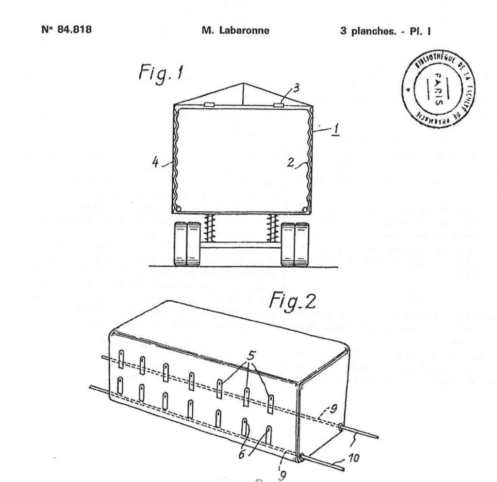 Révision du 1er brevet