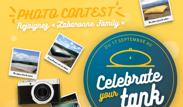 Concours photo « Celebrate your tank »