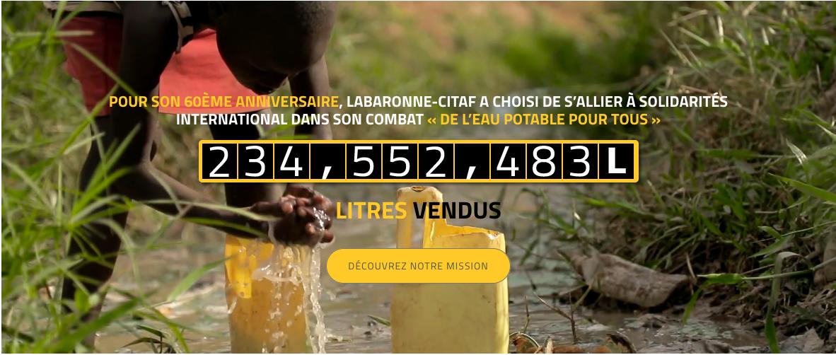 Operation Mecenat 2019 Labaronne-Citaf