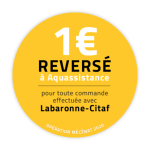 Labaronne-Citaf_Sticker Operation mecenat 2020