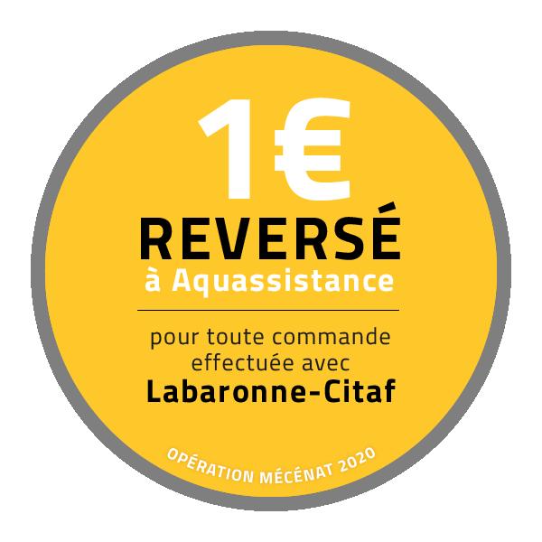 Labaronne-Citaf_Sticker Operation mecenat 2020