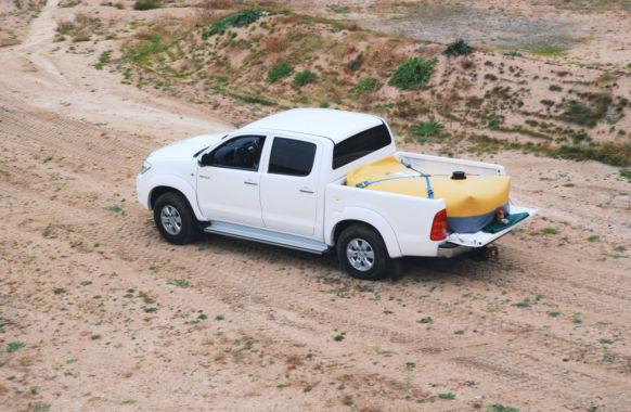 Citerne de transport pour Pick-up