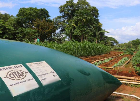 Labaronne-Citaf_25m3_Eau-de-pluie_irrigation_Panama